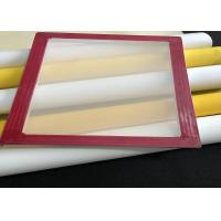 China High Air Permeability Silk Screen Aluminum frame / A4 Screen Printing Frame wholesale