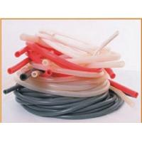 China 1.0mm - 110mm Silicone Rubber Heat Shrink Tubing for Electric Cable and Wire Insulation wholesale