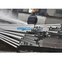 China ASTM A789 / ASME SA789 S32205 / S31803 1.4462 Duplex Stainless Steel Tube wholesale