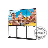 "China 55 "" LCD Digital Signage Video Wall  3.5mm Narrow Bezel 1920 * 1080 Resolution Ratio wholesale"