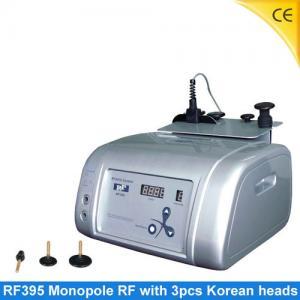 China Portable Hands / Back Cavitation RF Slimming Machine Eye Bag Removal RF395 wholesale