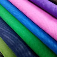 China Factory manufacturing best quality and best price pp spunbond nonwoven fabric wholesale
