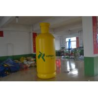 China Inflatable giant advertising gas bottle / inflatable product replica / giant promotion inflatables wholesale