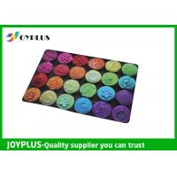 China Excellent Printing Dining Table Placemats And Coasters Set Of 6 JOYPLUS wholesale