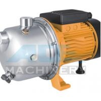 China Factory High Pressure Portable Jet Electric Centrifugal Stainless Steel Water Self Priming Pump wholesale