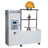 China Safety Helmet Testing Machine Chin Strap Strength Lateral Stiffness Tester on sale