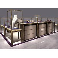China Non - Toxic Materials Jewelry Showcase Kiosk Hidden Various Colors LED Strip Lights wholesale