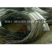 China 20l Galvanized Handle for Bucket For American Market With Black / White Grip wholesale