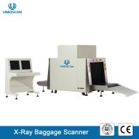 Buy cheap Super Image Enhancement Luggage Detector / Metro And Hotel Customs Security Baggage Scanner from wholesalers