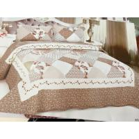 China Vintage Style Country Bedding Sets With 100% Eco Friendly Polyester Material wholesale