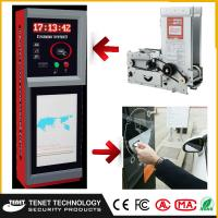 China Parking Access Control System Automatic Ticket Dispenser Car Parking System on sale