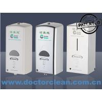 China 1000ml Automatic Antibacterial Gel Alcohol and Hand Soap Dispenser with Bag and Pouch wholesale