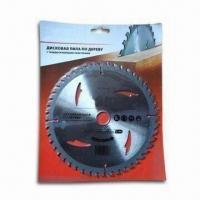 China TCT Saw Blade with Sharp-edged and Tungsten Carbide Tipped Teeth wholesale