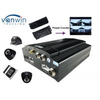 China Linux Vehicle Mobile DVR Wireless Tally Passenger Counter System WIFI GPS 3G Passenger wholesale
