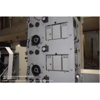 China Self Adhesive Label High Speed Flexo Printing Machine With Ceramic Anilox Roller on sale