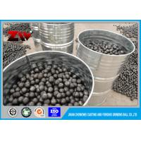 China Ball Mill / Power Plant use alloy chrome grinding media ball with ISO2008 on sale