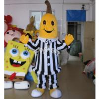 China bananas in pajamas mascot costume wholesale