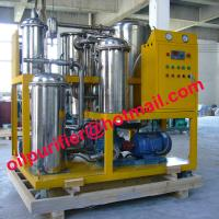 China Portable Lube oil purifier, hydraulic oil cleaning machine, hydraulic oil flushing, Lubricant Dewatering Oil Dehydrator wholesale