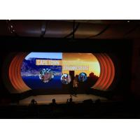 Buy cheap P2 P3 P4 Slim Stage LED Display Screen , High Resolution LED Video Wall from wholesalers