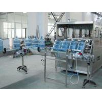 Quality 100-5000 BPH Drinking Water Filling Machine Single / Double Nozzle For Pet Bottle for sale