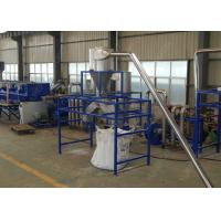 Quality Low Consumption Plastic Washing Recycling Machine Automatic For Waste PE PP Film for sale