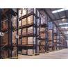 China Metal Warehouse Pallet Storage Racks CE Certificated 500 - 5000 KG / Level wholesale