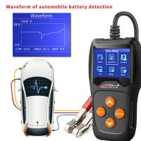 China Vrla Auto Battery Tester Analyzer , Battery Load Testing Equipment Fit With All Cars on sale