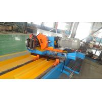 China Portable Shop Metal Working Pipe Cold Cutting Machine Blue Color wholesale