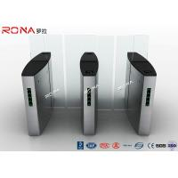 China High Speed Sliding Barrier Gate Automatic Pedestrian Access Control Turnstile wholesale