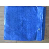 China 100% virgin material polyethylene tarpaulin material used for truck and car cover wholesale