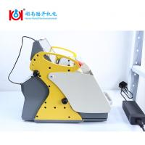 Buy cheap Locksmith Multi-Language Key Copying Machine , 120W Car Key Copy Machine from wholesalers