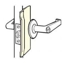 China Latch Protector Key in Lever wholesale