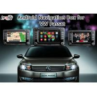 China Android Multimedia Video Interface for VW Passat Upgrade Car HD Touch with GPS Navigation wholesale