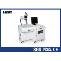 China Economical Table Fiber Laser Marker Marking Machine for Stainless Steels ,  ABS , Plastics on sale