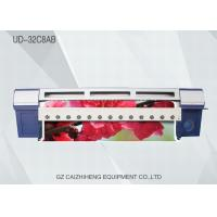 China Galaxy Solvent Eco Solvent Printers 3.2M UD 32C8AB Toshiba CE4M Printhead wholesale
