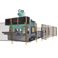 China Powder Coated Wire Mesh Machine Guarding With 1 ½ X 1 ½ Inch Wire Mesh Grid wholesale