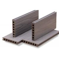 China Co extrusion composite decking with mix color  25 years warranty made in china wholesale