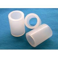 China Coffee Maker Flexible Silicone Tubing 40-80A Hardness , Great Insulativity wholesale
