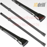 China Quarry Integral Drill Steel Rod For Small Hole Drilling H22x108mm Shank wholesale