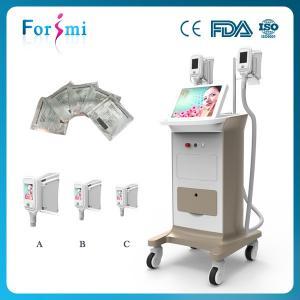 China portable/Humanized easy operating system /RF+Cavitation+Cryolipolysis Machine wholesale