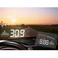 China X5 OBD2 HUD Head Up Display wholesale