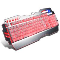 China Multimedia Waterproof Mechanical keyboard RGB Spill Proof Keyboard wholesale