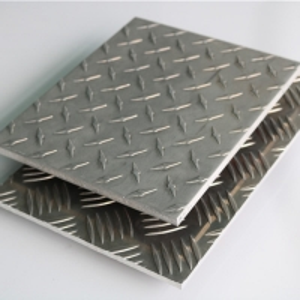 China Aluminum Diamond Tread Plate aluminum tread plate 4x8 aluminium chequer plate sheet wholesale