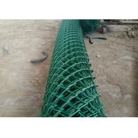 China PVC Coated Chain Link Fence wholesale