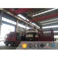 China Easy Adjustment Compound Cone Crusher High Efficiency CE ISO Certification wholesale
