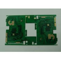 China BGA Multilayer PCB Board with Stamp Holes / Vias , 6 Layer PWB wholesale