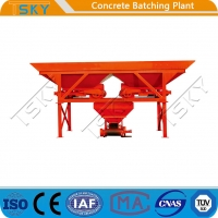China Easy Cleaning PLD800 Concrete Batching Machine wholesale
