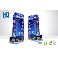 China Offset Printing blue hook display stand in cell phone case or cover wholesale