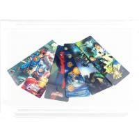 China PET / PVC / PP Custom Lenticular Printing With Disney Fama For Movie wholesale