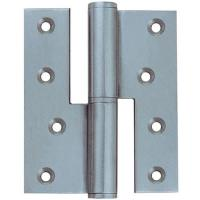 """China Right Angle Corner SS Square Door Hinges L Shape Lift Off 4"""" X 3"""" X 2.5mm wholesale"""